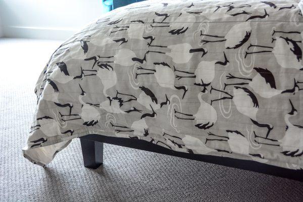 Channel Stitched Bedding DIY-576