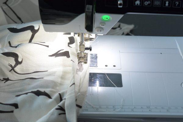 Channel Stitched Quilt DIY-116