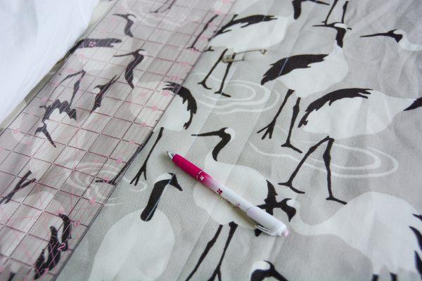 Channel Stitched Quilt DIY-4846