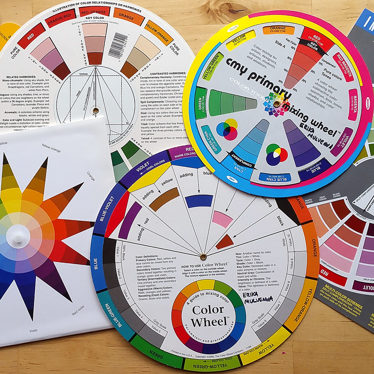 Color Wheel Basics