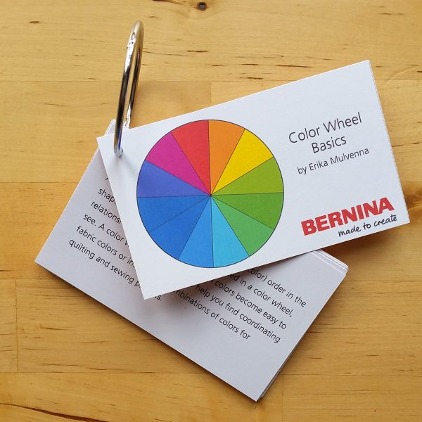 How to use a color wheel