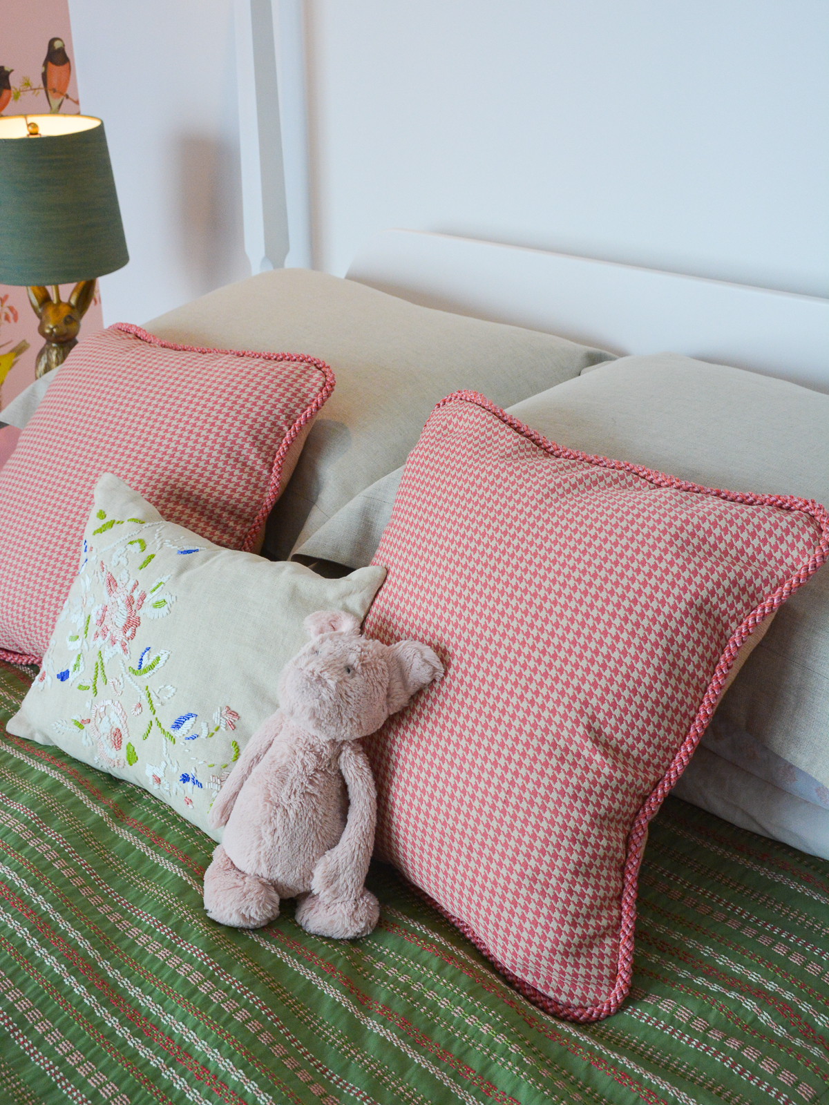 Diy Corded Pillow Cover Weallsew