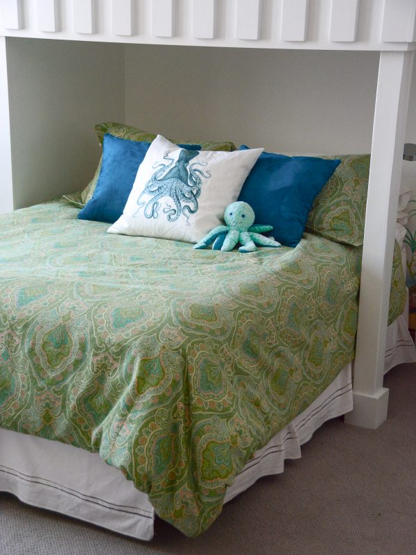 Duvet Cover How to Sew-441