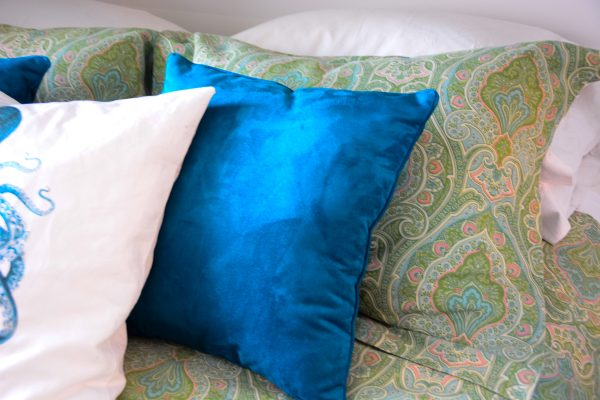 Flanged Pillow Sham DIY-421