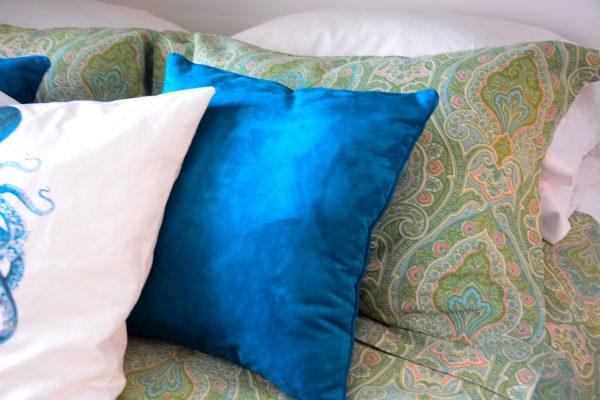 Flanged Pillow Sham DIY-421