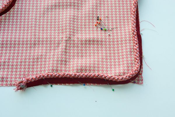 How to Sew Corded Square Pillow-281