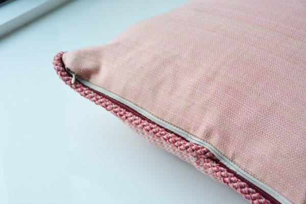 How to Sew Corded Square Pillow-314