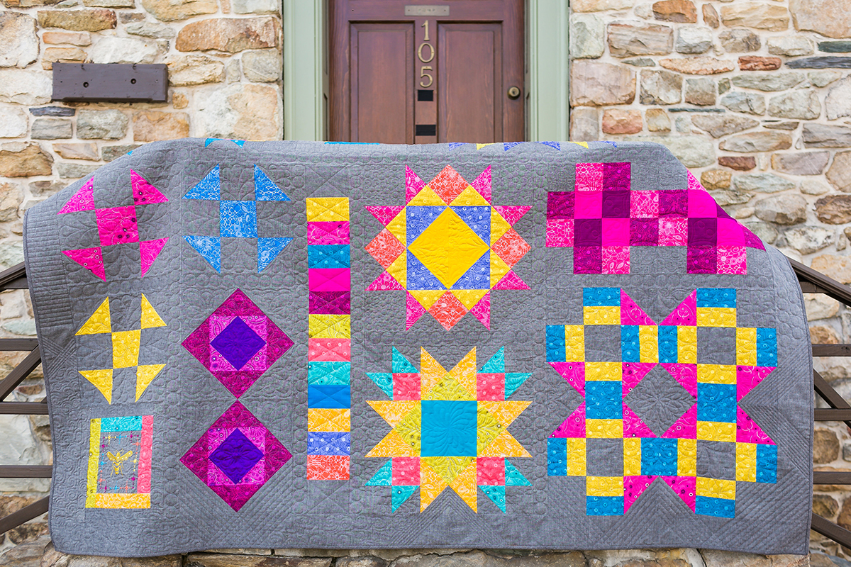 Free Block Of The Month Quilt Patterns 2017 Interesting Decoration
