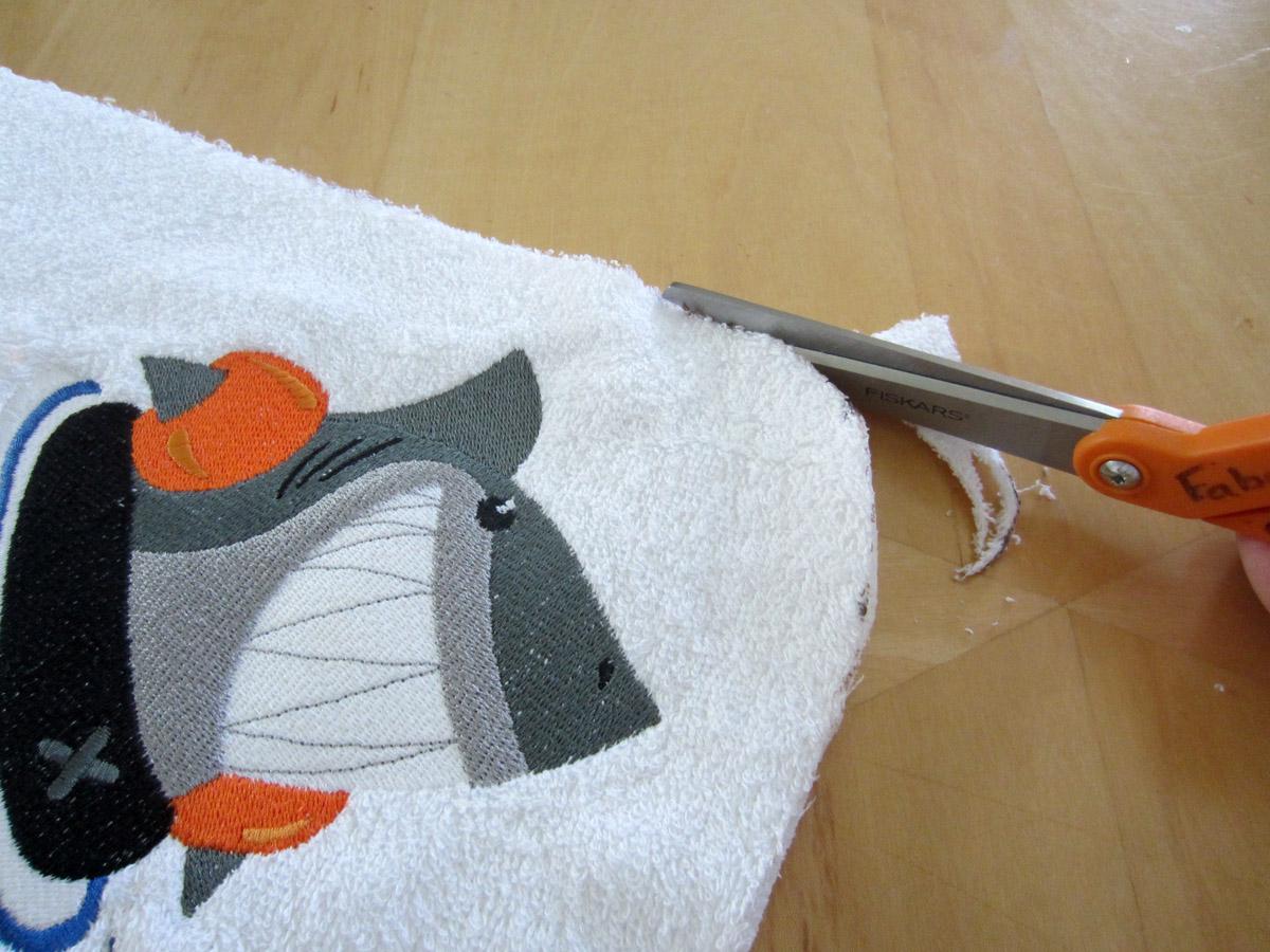 Hooded Baby Towel Tutorial | WeAllSew