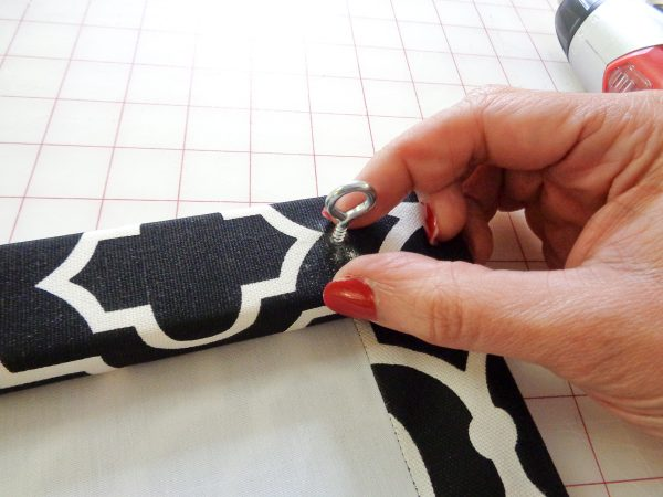 How to Make a Slatted Roman Shade Tutorial