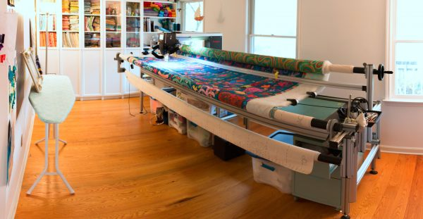 Longarm quilting tip user profiles