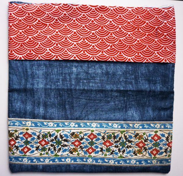 afikmoan 4 flip pocket to the front and press fold
