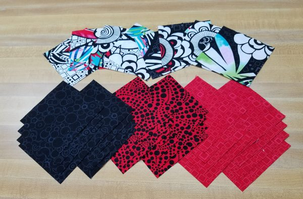 Antique Mosaic Drawstring Bag-Fabric