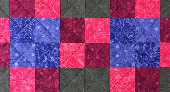 Antique Mosaic Quilt Block