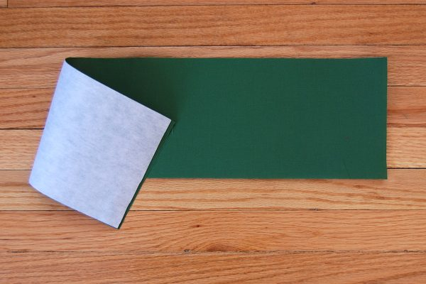Color block tote bag tutorial