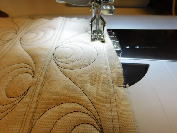 Tips for sewing with bulky fabrics