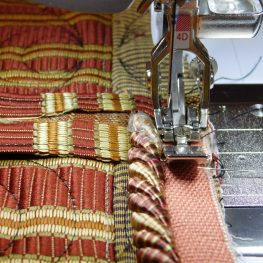 Tips for sewing bulky fabrics