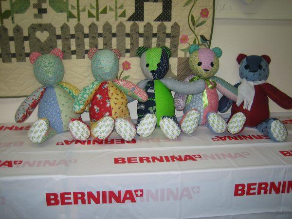 BEAR-NINA Sew-in Events-Sew Much Fun