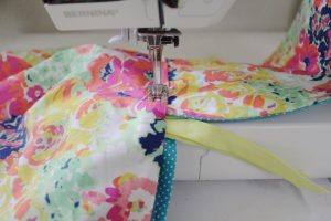 step seventeen: sew everything together