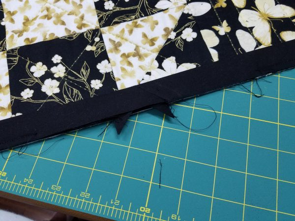 Shoofly Block Placemats-Tips