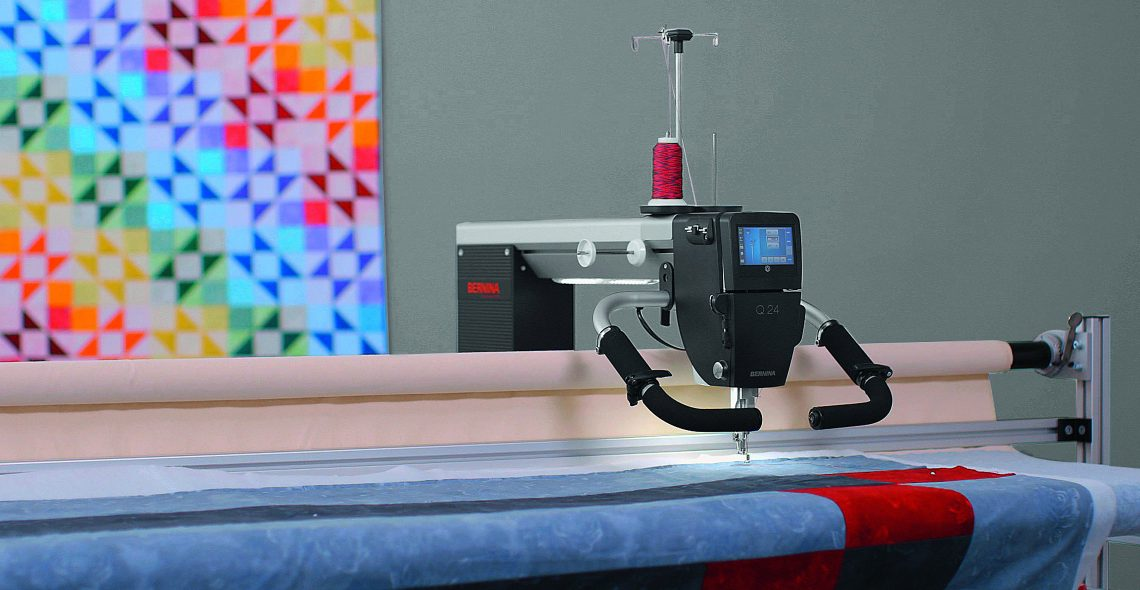 Thread tension tips for longarm quilters