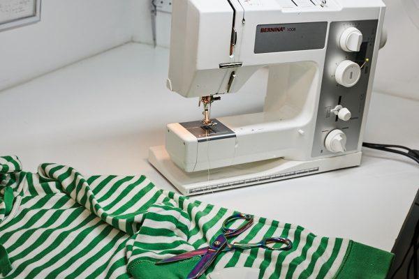 Zipper Sweater Tutorial - Materials