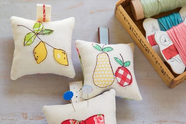 One-of-a-kind Pincushion Tutorial