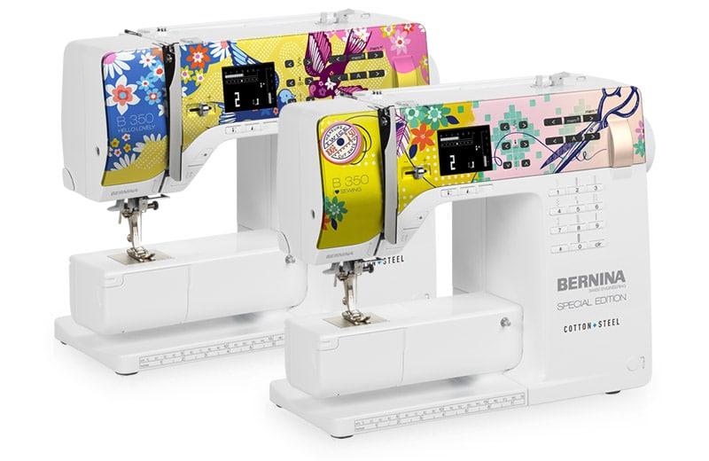 Celebrate National Sewing Machine Day With BERNINA WeAllSew Best Bernina 180e Sewing Embroidery Machine