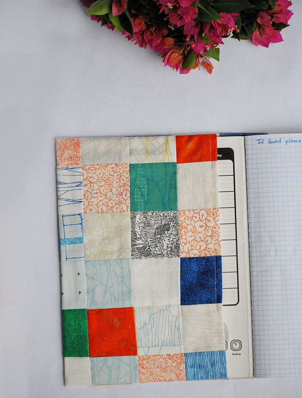 Mini Charm Pack Notebook Tutorial 1200 x 1582 We All Sew Blog