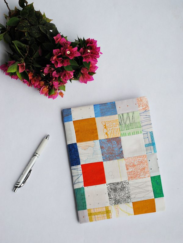 Mini Charm Pack Notebook Tutorial 1200 x 1585 We All Sew Blog