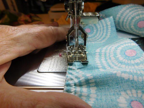 Spiral strip skirt tutorial