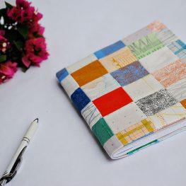 Mini Charm Pack Notebook Tutorial 1200 x 803 We All Sew Blog