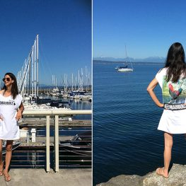 T-shirt tunic tutorial
