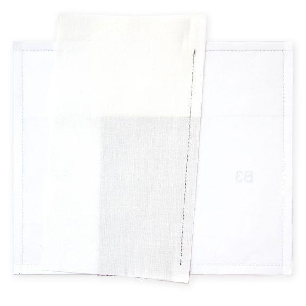 Get Happy Quilt Step Twelve: Sew along line B3