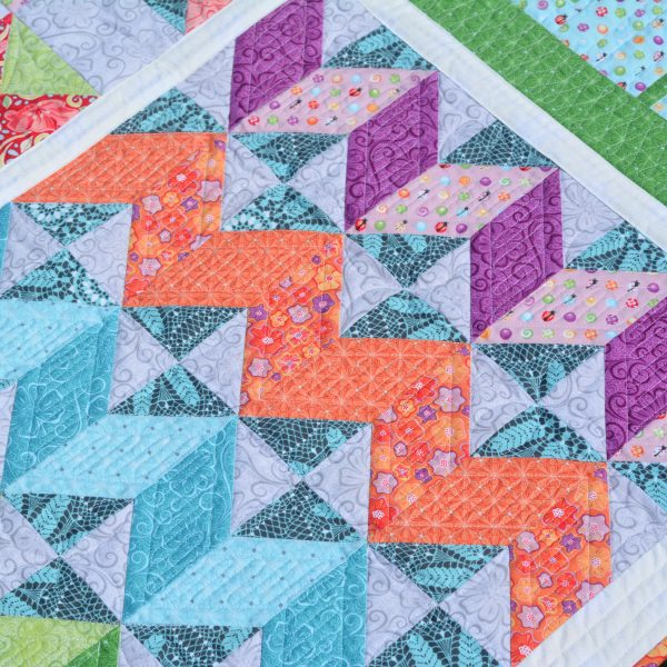 Quilting Designs Sashing : Free-motion Quilting Sashing Designs WeAllSew