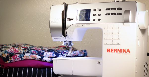 How to sew knits without a serger