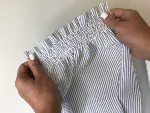 Shirring with Elastic Thread Tutorial