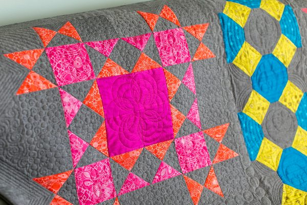 Ohio Star Variation Block Tutorial