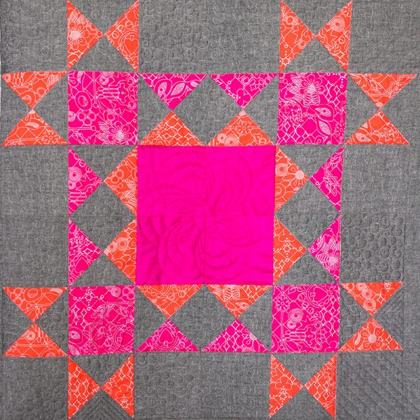 Ohio Star Variation Quilt Block