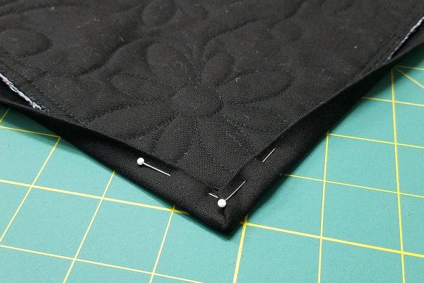 Maple Star Tablet Holder tutorial - Pins