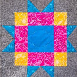 Maple Star Quilt Block Tutorial