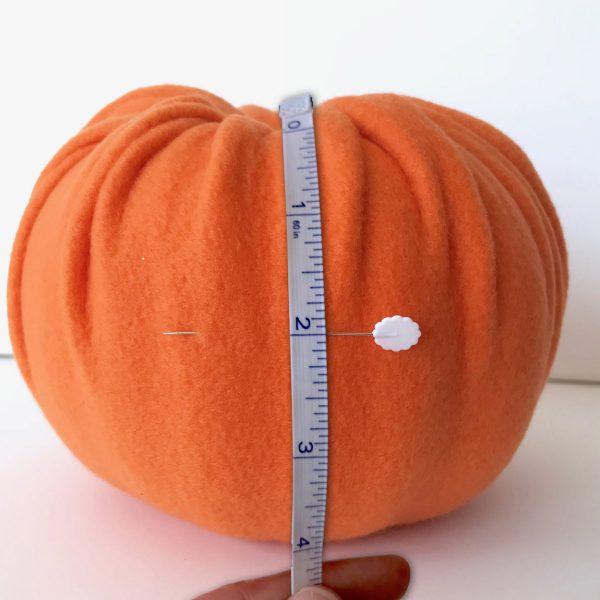 Monogrammed pumpkin tutorial