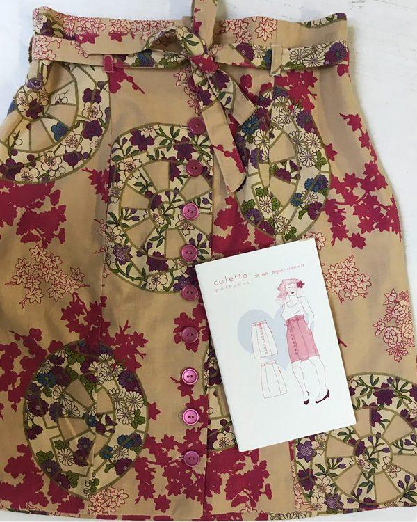Colette Beignet skirt pattern