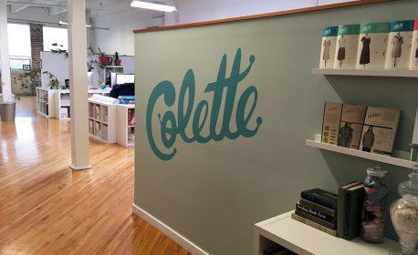 Colette Patterns Studio Tour