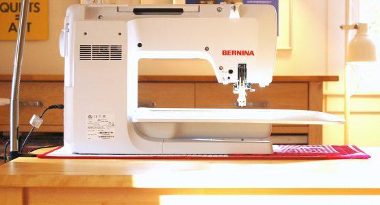 Sewing room organization tips