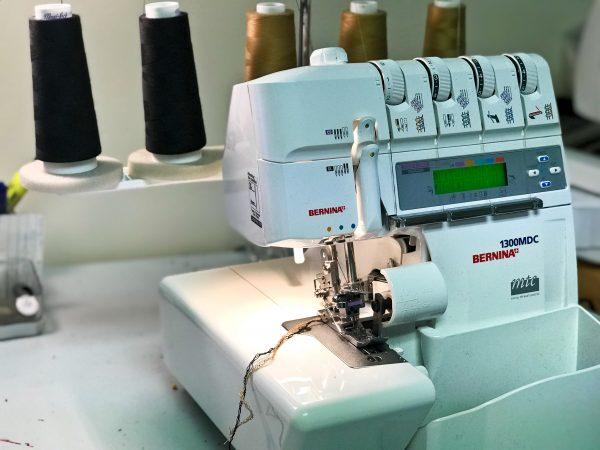 3-Thread Overlock + Chain Stitch Tutorial 1200 x 800 BERNINA WeAllSew Blog - Erica Bunker DIY Style