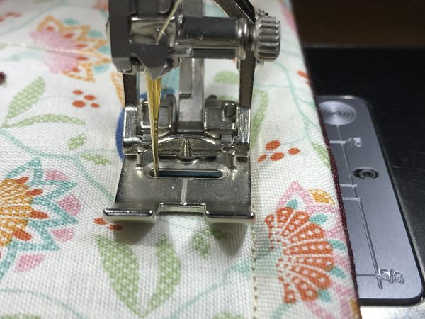 stitching a wider border
