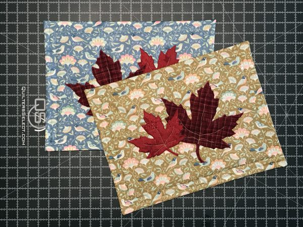 Autumn Leaf Placemats