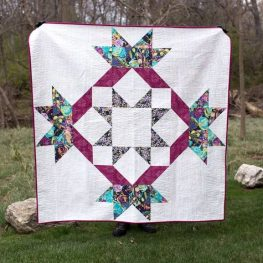 Radiant Splendor Supersized Quilt