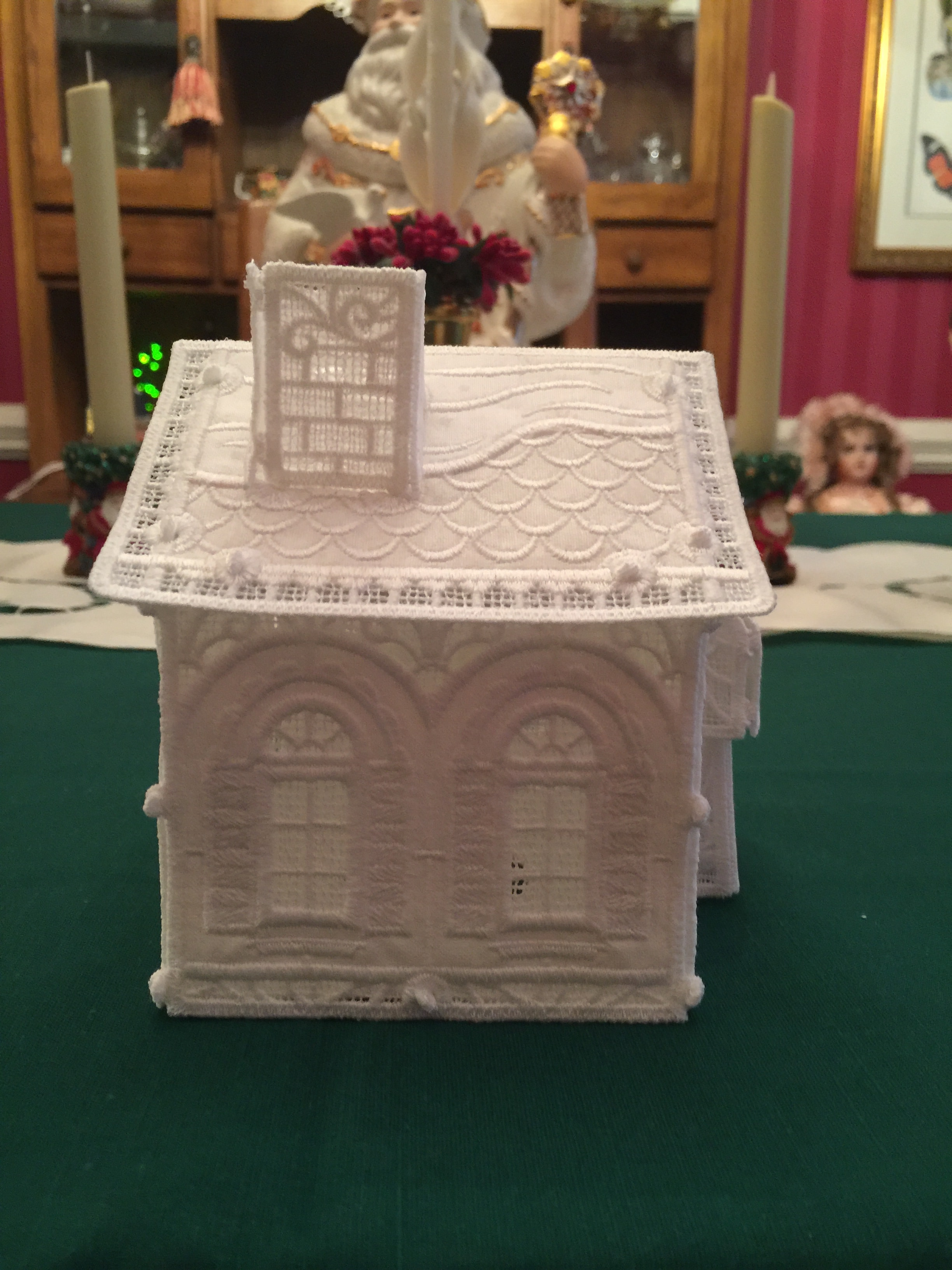 OESD Bakery from Christmas Village Set | WeAllSew